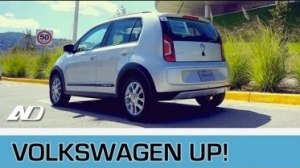 Обзор Volkswagen Up!