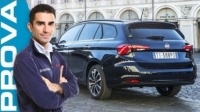 Видео Тест Fiat Tipo Station Wagon