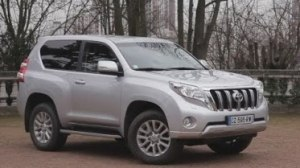 Видео Тест Land Cruiser Prado 150 3-door