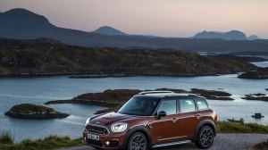 Тест MINI Cooper S Countryman