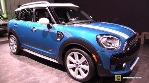 Обзор MINI Cooper S Countryman