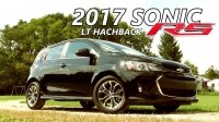 Видео Chevrolet Sonic Hatchback RS (Aveo Hatchback) в динамике