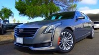 Видео Тест Cadillac CT6 Plug-In