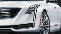Видео Cadillac CT6 Plug-In на выставке