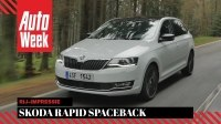 Видео Тест Skoda Rapid Spaceback