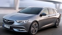 Видео Opel Insignia Sports Tourer на выставке