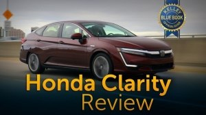 Видео Тест-драйв Honda Clarity Plug-In Hybrid