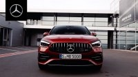 Видео Mercedes-AMG GLA 35 4MATIC