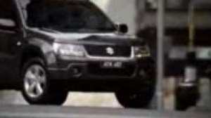 Suzuki Grand Vitara Europe Movie