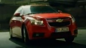 Wentworth Miller - Chevrolet Cruze (рекламный ролик)