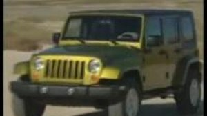 Видео 2007 Jeep Wrangler Unlimited promotional video