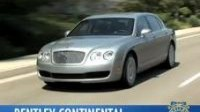 Видео Видеообзор Bentley Continental Flying Spur Review