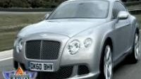 Видео Промомвидео Bentley Continental GT