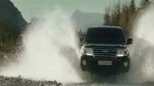 Промовидео Toyota Land Cruiser 200