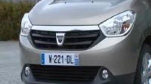 Видео Экстерьер Dacia Lodgy