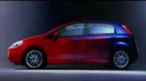 Fiat Grande Punto presentation and features