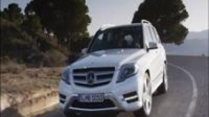 Видео Mercedes-Benz GLK 350 4Matic Footage