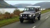 Видео Land Rover 110 Station Wagon на ходу