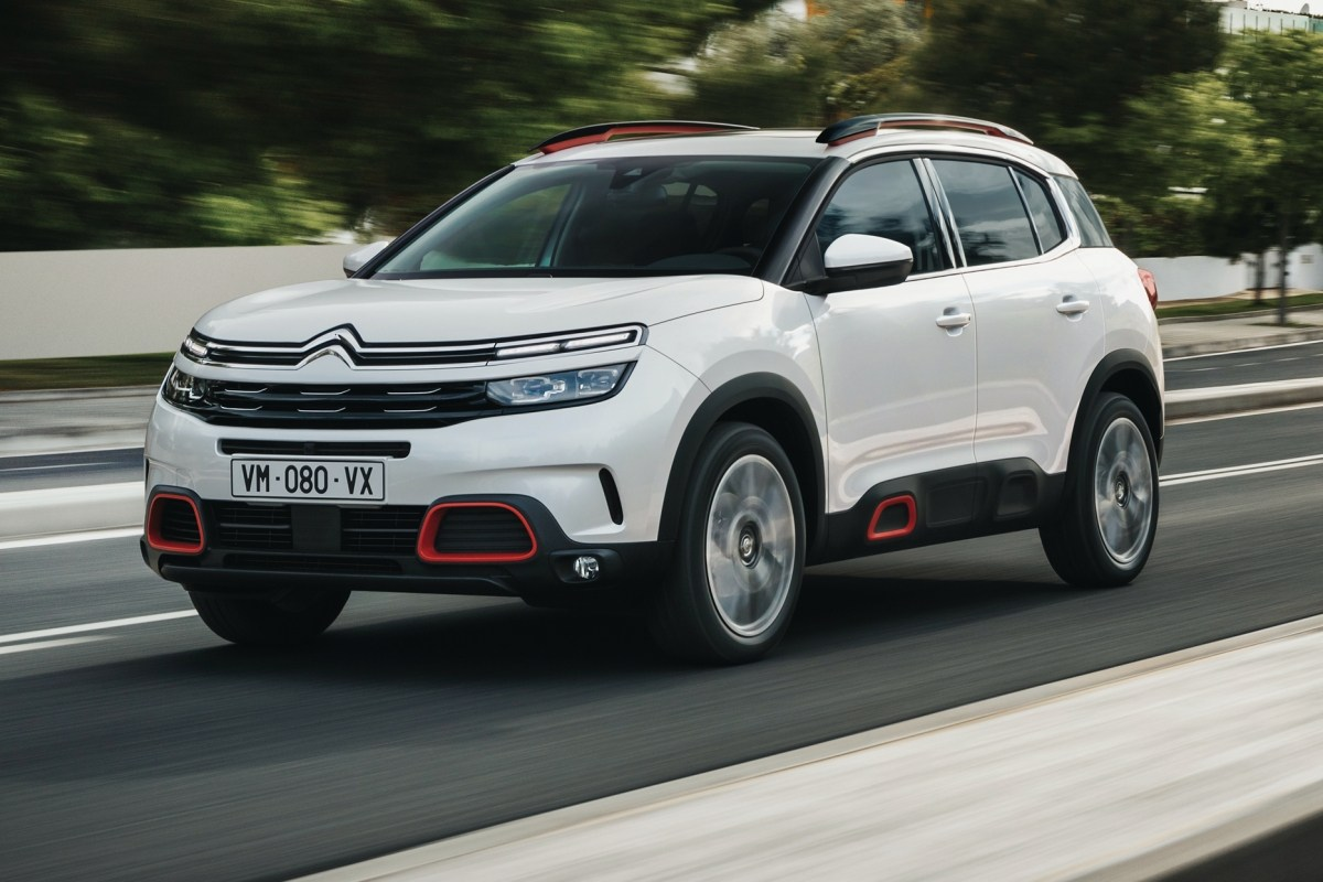 Тест-драйв Citroen C5 Aircross: C5 AirCross. Туарег от Citroen?