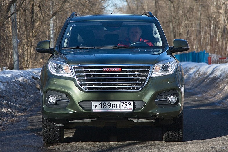 Тест-драйв Great Wall Haval H9: Тяжеловес