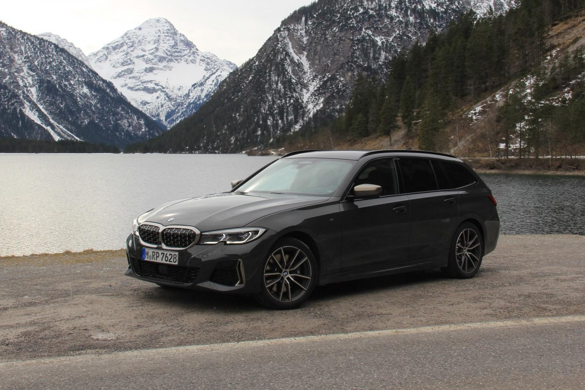 Тест-драйв BMW 3 Series: BMW M340i xDrive Touring - идеальный BMW