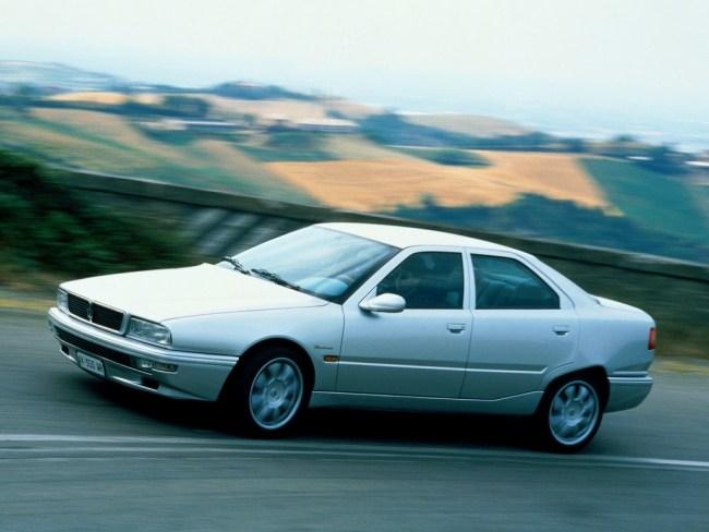 Maserati Quattroporte. Наследник престола. Maserati Quattroporte
