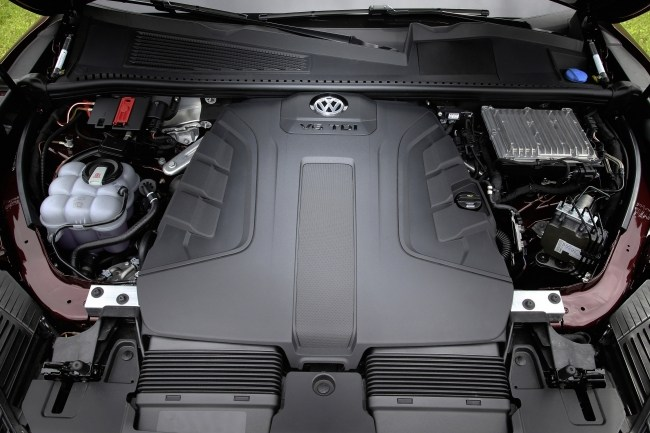 VW Touareg. Уже совсем не тот…. Volkswagen Touareg