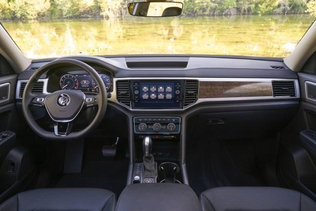 Терамонтимус Прайм. Volkswagen Atlas