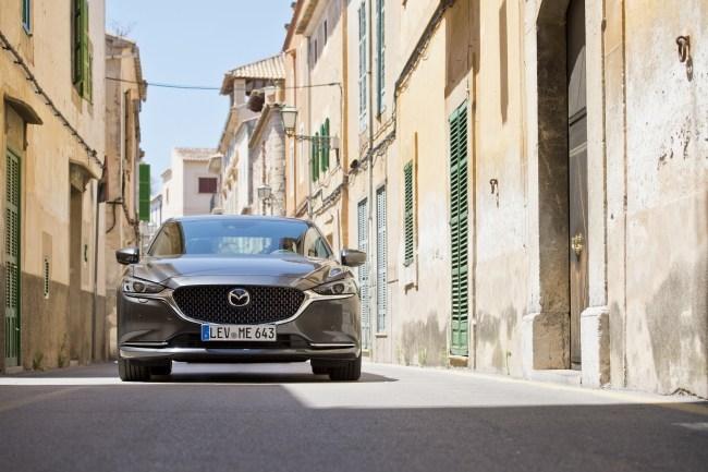 Mazda6. Еще полшага к премиуму. Mazda 6 Sedan
