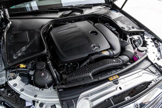Mercedes C-Class. Новый или рестайл?. Mercedes C-Class (W205)