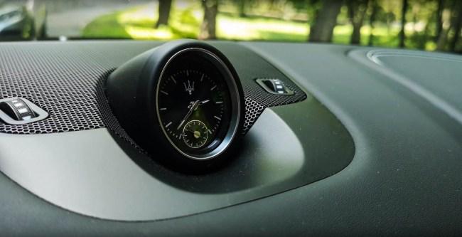 Mazerati Levante. Честные эмоции. Maserati Levante