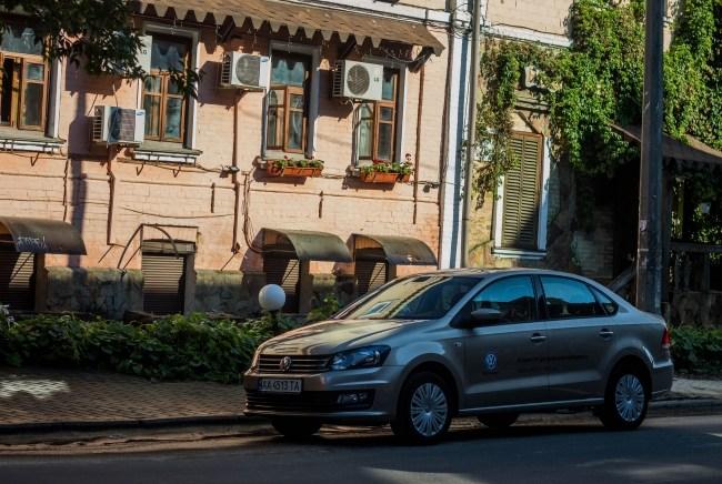 Volkswagen Polo Sedan. Німецький бренд – «німецький» підхід?. Volkswagen Polo Sedan