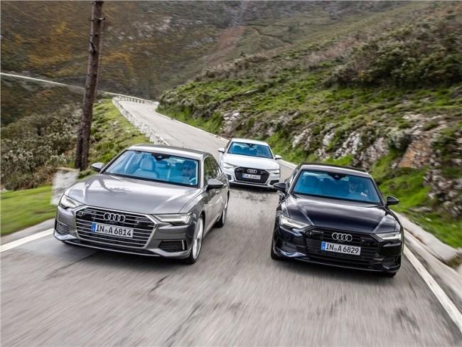 Почему вы не станете нарушать правила на Audi A6. Audi A6