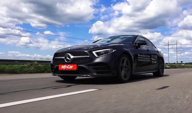 Mercedes-Benz CLS. Сколько стоит быть особенным?. Mercedes CLS-Class (C257)