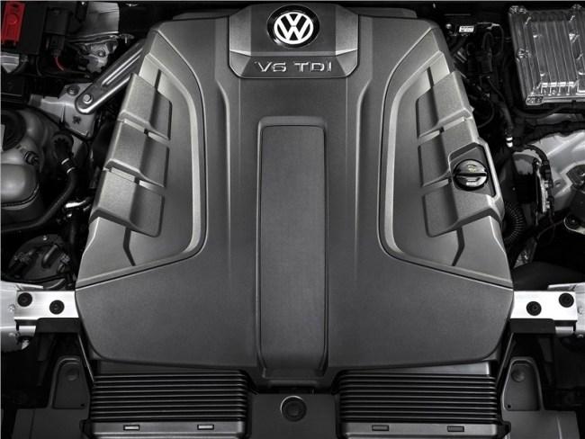 Первые впечатления о долгожданной новинке. Volkswagen Touareg