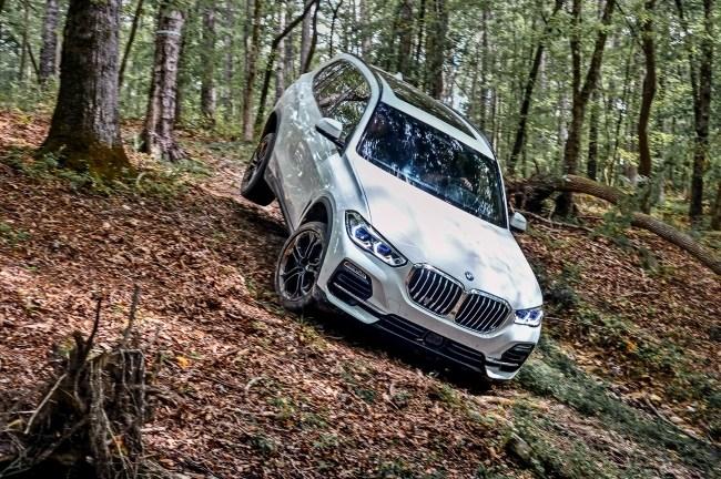 Выезжаем своей колеей на новом кроссовере BMW X5. BMW X5 (G05)