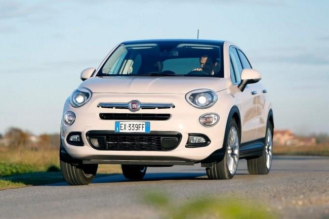 Семейство Fiat 500 через год пополнится кроссовером 67