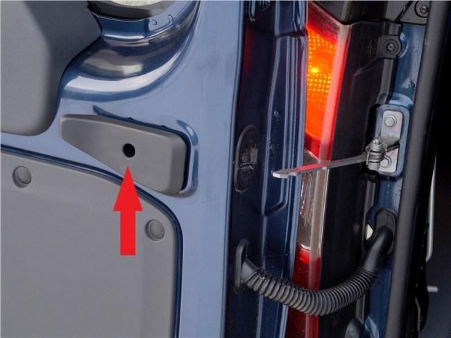 Тест при помощи стиральной машины. Renault Dokker