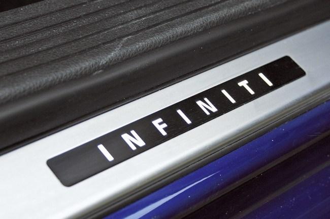 «Эс» – значит «Спорт». Infiniti Q30