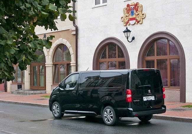 Для тела и души. Peugeot Traveller