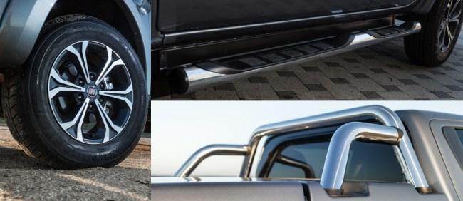 Ведем бухучет из-за руля клон-пикапа Fiat Fullback. Fiat Fullback Double Cab