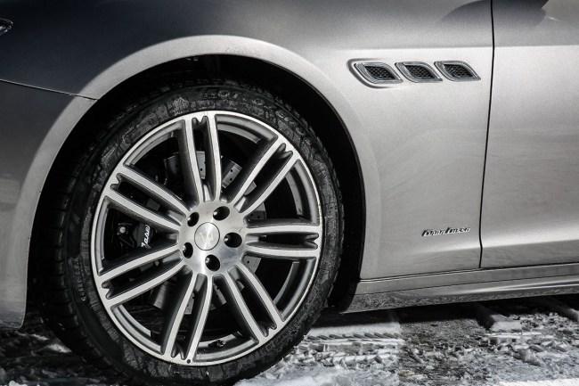 Купаж восемнадцатого года. Maserati Quattroporte