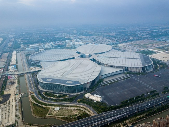 Shanghai National Exhibition & Convention Center