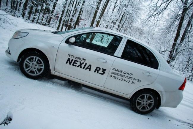 Ravon Nexia R3 или Chevrolet Aveo Узбекистан edition. Ravon Nexia