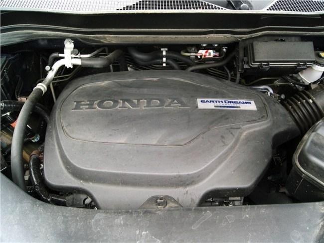 Двойное амплуа. Honda Pilot