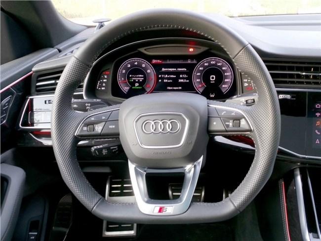 Истребительница танков. Audi Q8