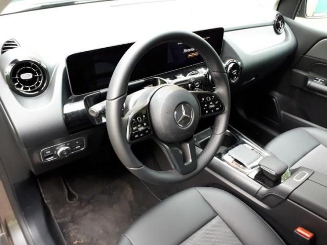 Недопонятый. Mercedes B-Class (W247)