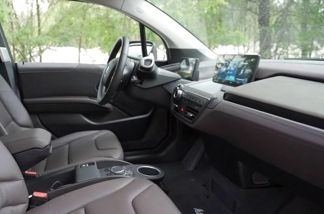BMW i3s салон