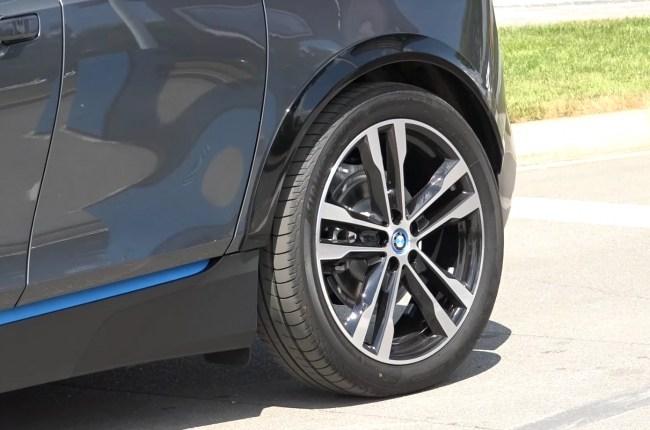 BMW i3s колеса