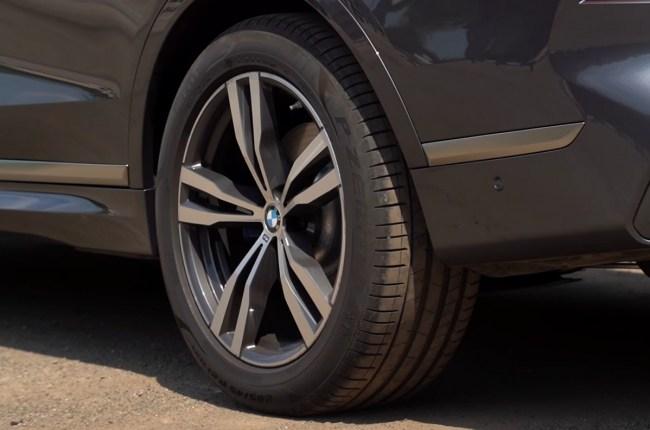 BMW Х7 диски